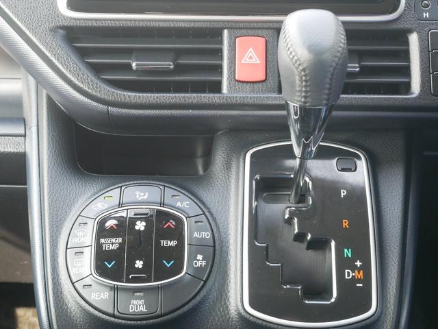 ZS 純正ナビ ETC バックモニター トヨタセーフティセンス プッシュスタート 両側パワースライドドア アイドリングストップ付き(17枚目)