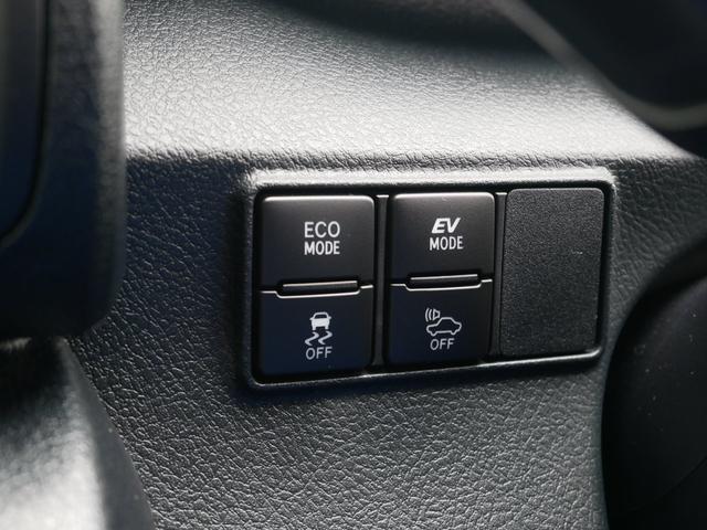 横滑り防止機能 EV・ECOモードスイッチ 車両接近通報一時停止スイッチ(通常EVモードで走行中は車から音がしないので、歩行者に接近を知らせる音を出します)