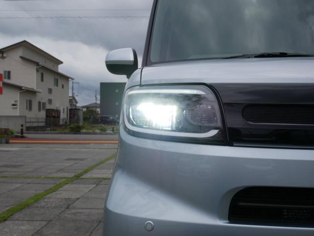 LEDヘッドライト(オートライト付き)