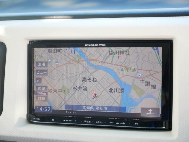 F 三菱製ナビ ドライブレコーダー レーダーブレーキサポート(11枚目)