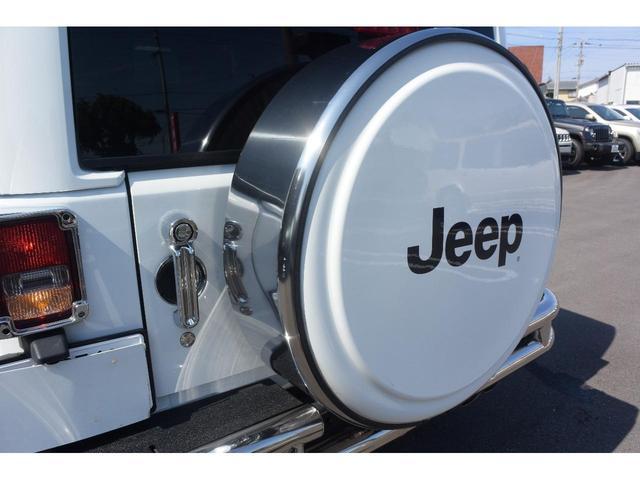 クライスラー・ジープ クライスラージープ ラングラーアンリミテッド アルティテュード 4WD ワンオーナー 社外ナビ 社外AW