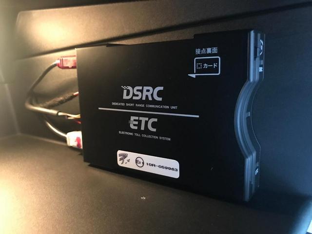 ドライブの必需品ETC装備しております!