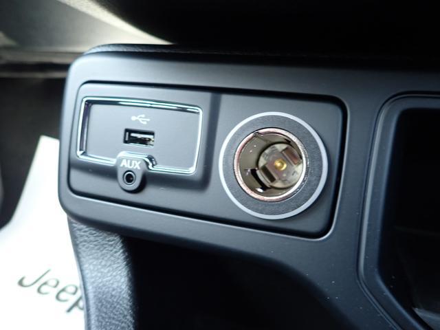 USB端子、AUX接続端子!音楽プレーヤーの接続も可能です!