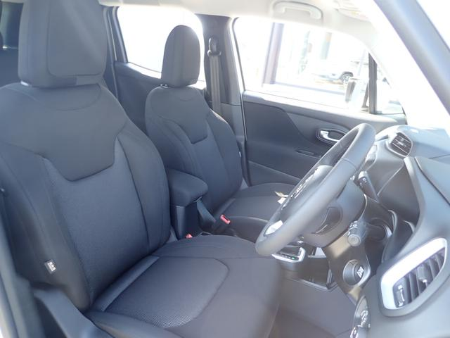 適度なホールド感のあるシートで快適なドライブをお楽しみ下さい!