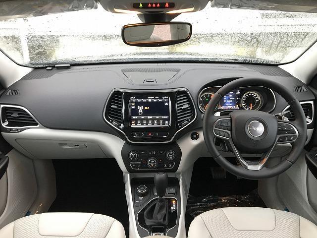 リミテッド 4WD レザーシート シートヒーター(2枚目)