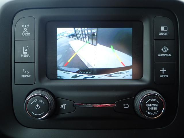 バックカメラ搭載で、駐車の際も安心です!