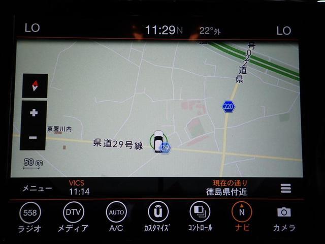 ラレード 4WD パワーシート クルコン 純正メモリーナビ(6枚目)