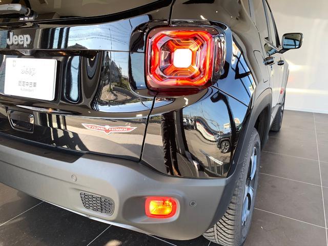 「その他」「クライスラージープ レネゲード」「SUV・クロカン」「徳島県」の中古車38