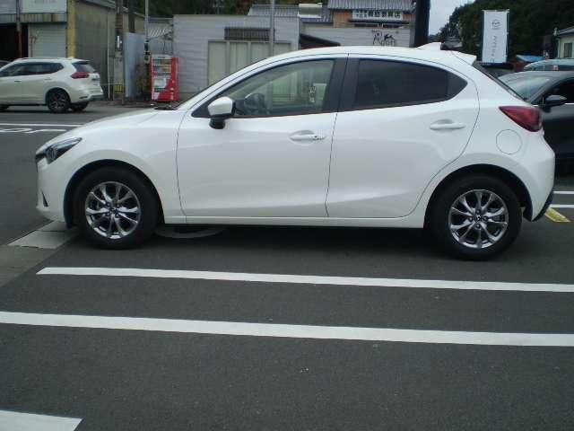 「マツダ」「デミオ」「コンパクトカー」「高知県」の中古車4