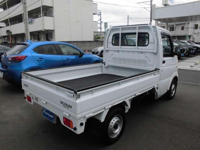 マツダ スクラムトラック 660 KC スペシャル 3方開 4WD