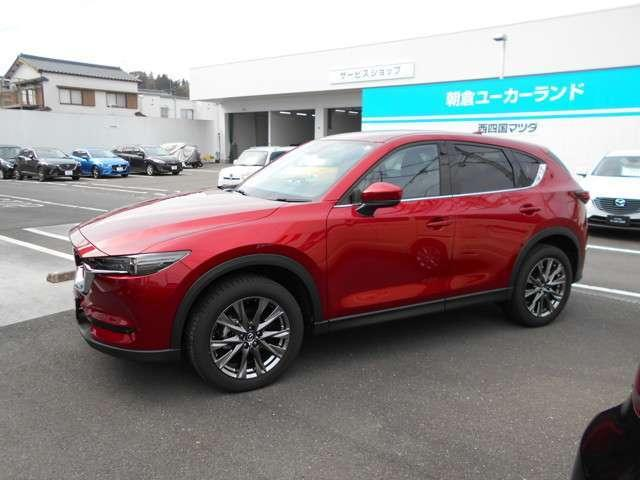 「マツダ」「CX-5」「SUV・クロカン」「高知県」の中古車6