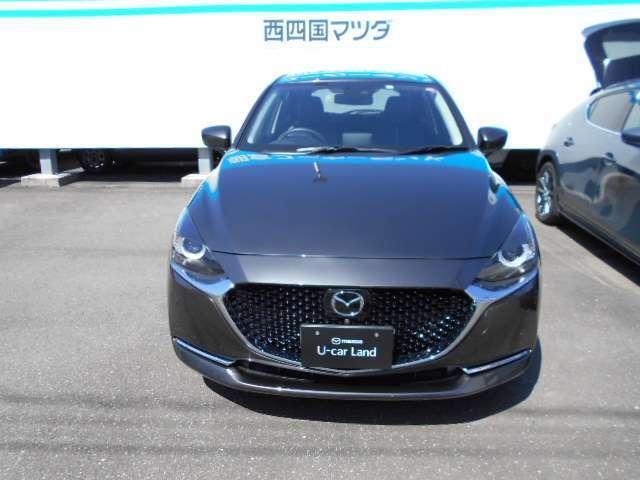 「マツダ」「MAZDA2」「コンパクトカー」「高知県」の中古車3