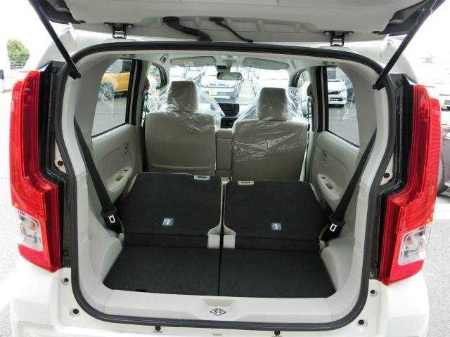 ダイハツ ムーヴ X SAII CDプレーヤー装着車 アイドリングストップ