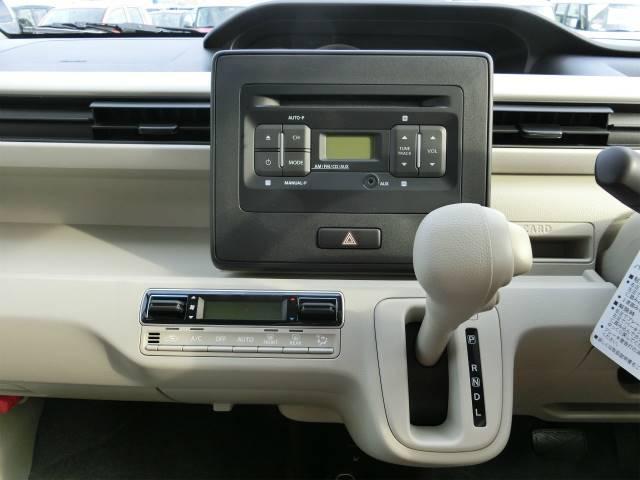 スズキ ワゴンR ハイブリッドFX 届出済未使用車