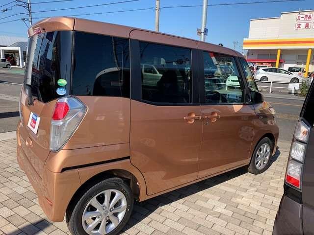 「日産」「デイズルークス」「コンパクトカー」「徳島県」の中古車3