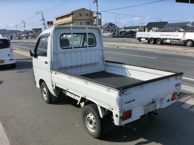 ダイハツ ハイゼットトラック スペシャルエアコン車検整備付