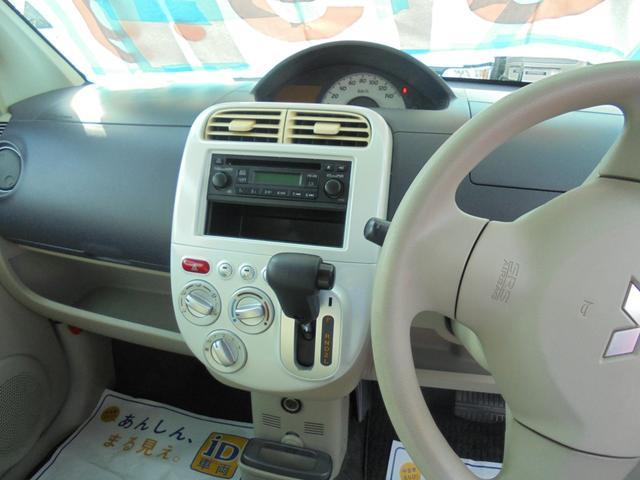 M キーレス CDデッキ エアコン 軽自動車 660 AT(15枚目)