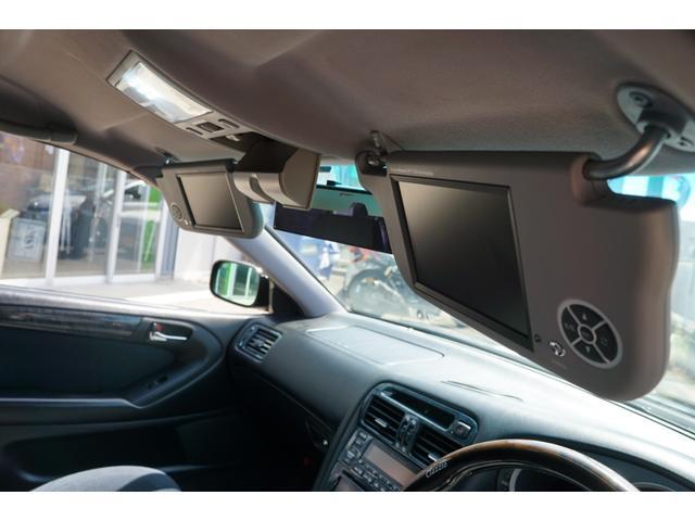 S300ベルテックスエディション 社外ナビ 車高調(14枚目)