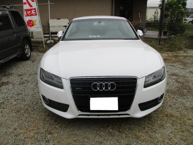 「アウディ」「アウディ A5」「クーペ」「香川県」の中古車2