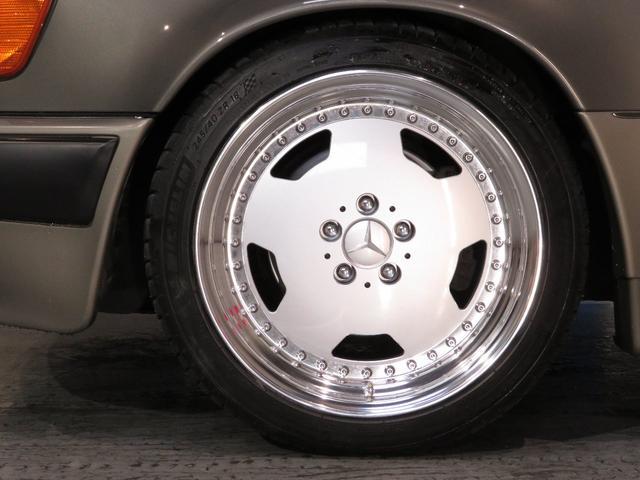 500E ポルシェライン デイーラー車 フルメンテ車両(18枚目)