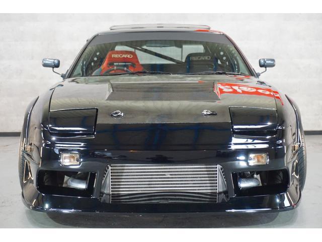 TOMEI2.2Lエンジン GTIIIRSタービン Vプロ(6枚目)