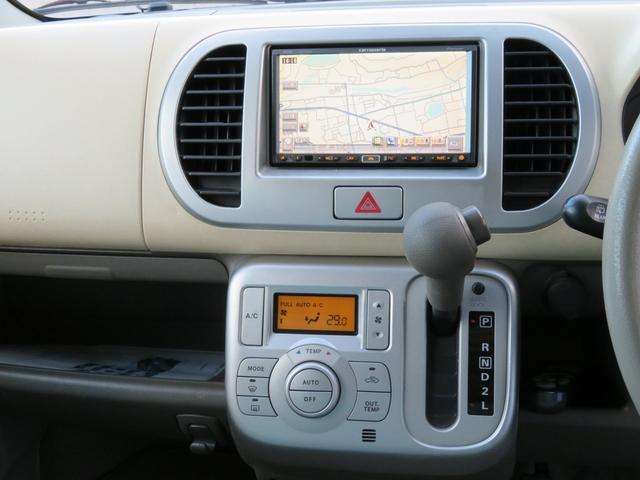 日産 モコ G HDDナビ CD ベンチシート