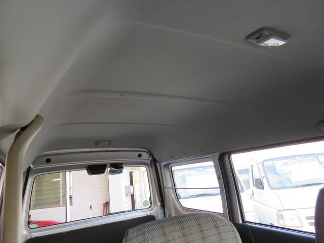 SDX 5MT エアコン ハイルーフ ラジオ 禁煙車(8枚目)
