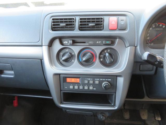 SDX 5MT エアコン ハイルーフ ラジオ 禁煙車(20枚目)