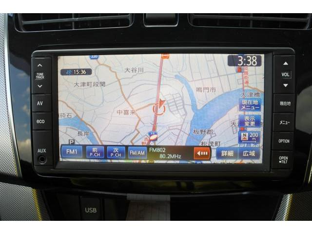 ダイハツ ムーヴ カスタム Xリミテッド SA 4WD 純正SDナビ LED