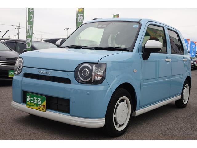 「ダイハツ」「ミラトコット」「軽自動車」「徳島県」の中古車7