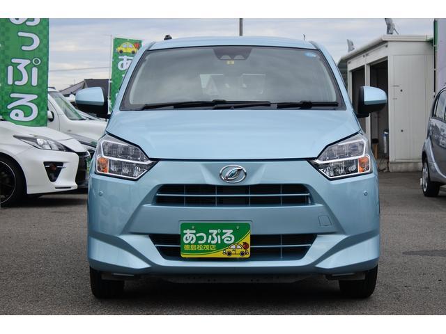 「ダイハツ」「ミライース」「軽自動車」「徳島県」の中古車2