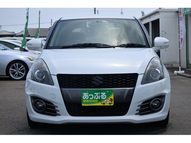 「スズキ」「スイフトスポーツ」「コンパクトカー」「徳島県」の中古車2