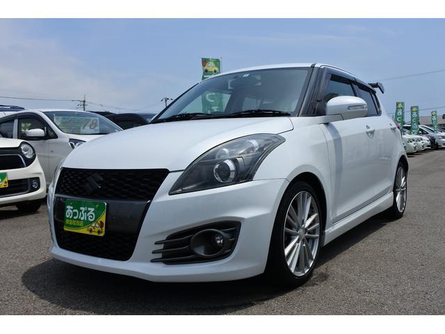 「スズキ」「スイフトスポーツ」「コンパクトカー」「徳島県」の中古車7