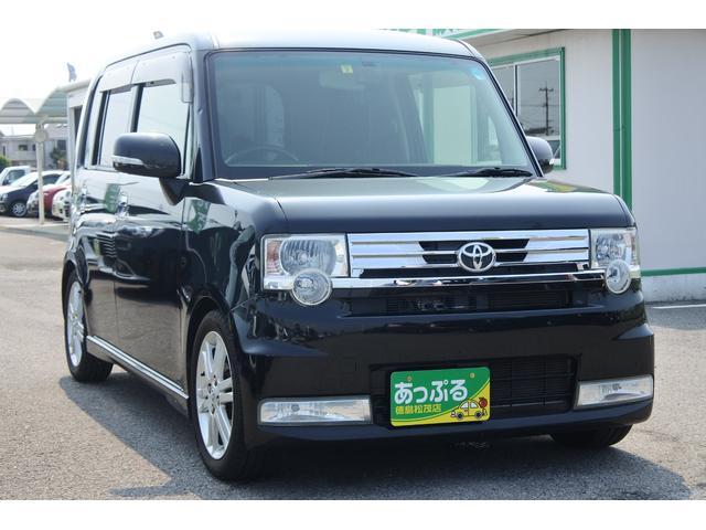 「トヨタ」「ピクシススペース」「コンパクトカー」「徳島県」の中古車6