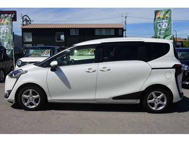 「トヨタ」「シエンタ」「ミニバン・ワンボックス」「徳島県」の中古車5