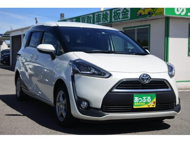 「トヨタ」「シエンタ」「ミニバン・ワンボックス」「徳島県」の中古車6