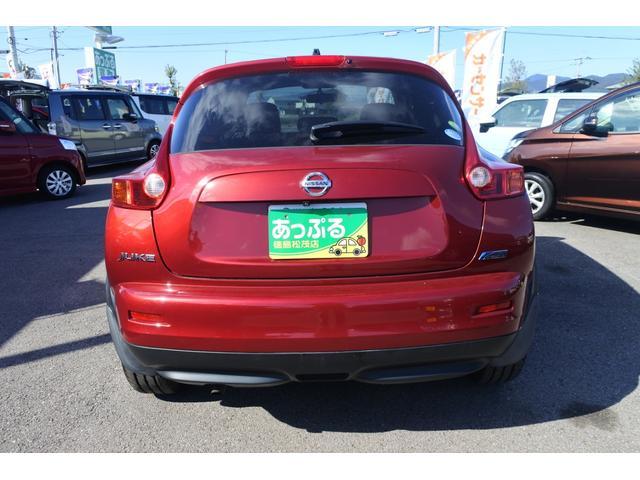 「日産」「ジューク」「SUV・クロカン」「徳島県」の中古車3