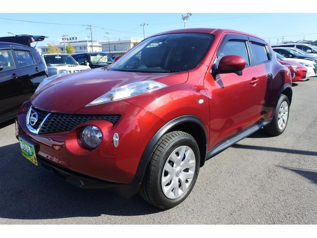「日産」「ジューク」「SUV・クロカン」「徳島県」の中古車7