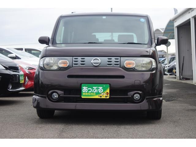 「日産」「キューブ」「ミニバン・ワンボックス」「徳島県」の中古車2