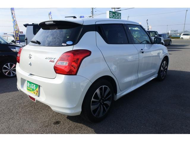 「スズキ」「スイフト」「コンパクトカー」「徳島県」の中古車8