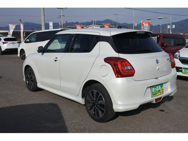 「スズキ」「スイフト」「コンパクトカー」「徳島県」の中古車9