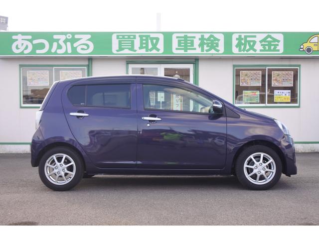 「ダイハツ」「ミライース」「軽自動車」「徳島県」の中古車4