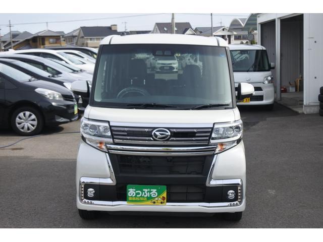 「ダイハツ」「タント」「コンパクトカー」「徳島県」の中古車2