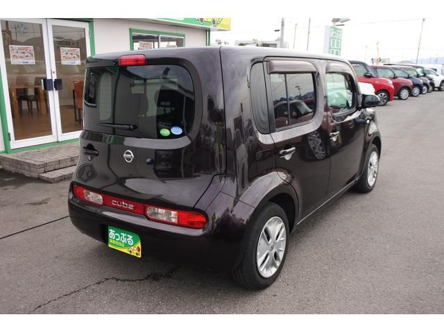 「日産」「キューブ」「ミニバン・ワンボックス」「徳島県」の中古車8