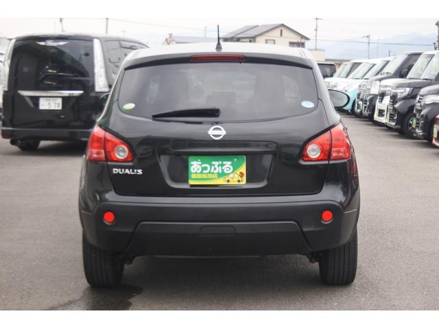 「日産」「デュアリス」「SUV・クロカン」「徳島県」の中古車3