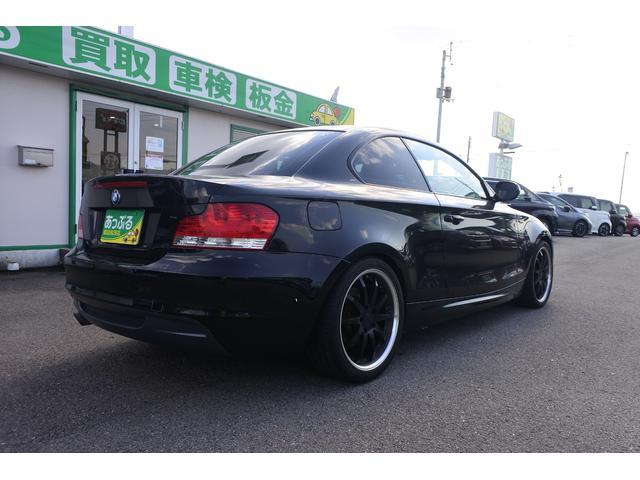 「BMW」「1シリーズ」「クーペ」「徳島県」の中古車4
