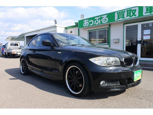 「BMW」「1シリーズ」「クーペ」「徳島県」の中古車6