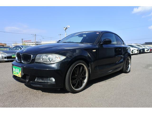 「BMW」「1シリーズ」「クーペ」「徳島県」の中古車7