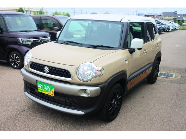 「スズキ」「クロスビー」「SUV・クロカン」「徳島県」の中古車7