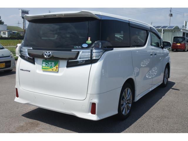 「トヨタ」「ヴェルファイア」「ミニバン・ワンボックス」「徳島県」の中古車8